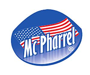 La nostra gamma di prodotti Mc Pharrel comprende ad oggi il Preparato per Pancake in formato 200 gr. Il nostro fornitore è situato in Germania.