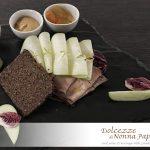 L'aperi-cena sandwich con il pane integrale di segale Hüber
