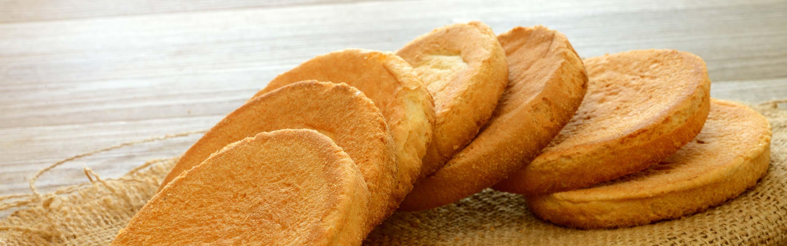 Fette biscottate olandesi Huber